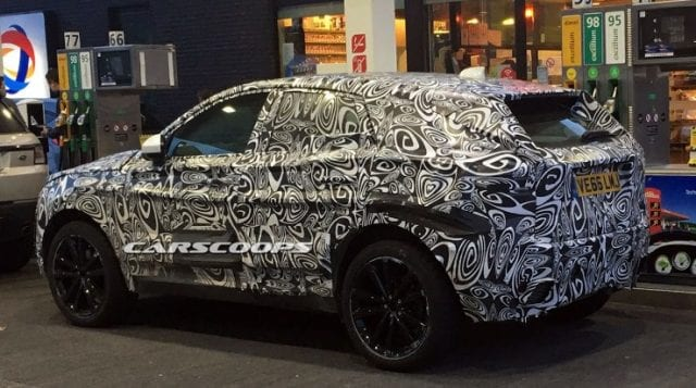 2018 Jaguar E Pace SUV Spied In Belgium 640x357