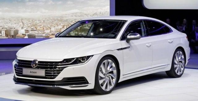 2018 Volkswagen Arteon fastback sedan is here!