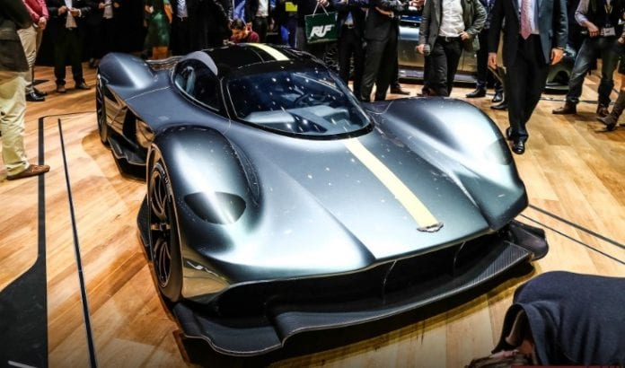 Aston Martin Am Rb 001 Received Its Official Name Valkyrie