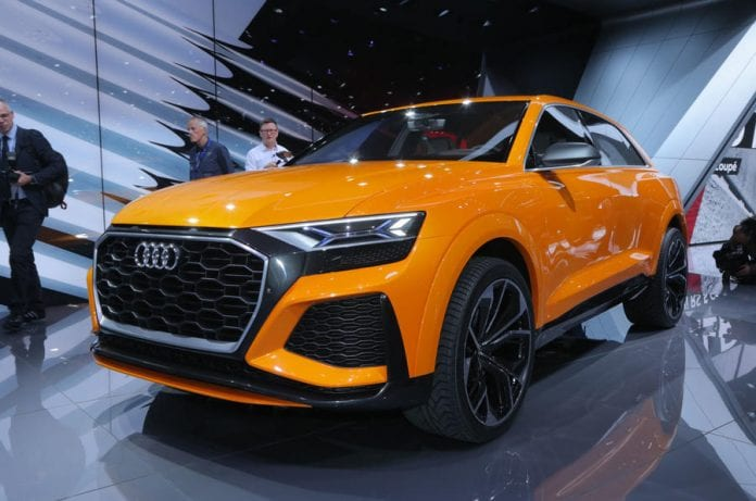 2017 audi q8 sport concept is a powerful suv opptrends news reviews and rumors 2017. Black Bedroom Furniture Sets. Home Design Ideas