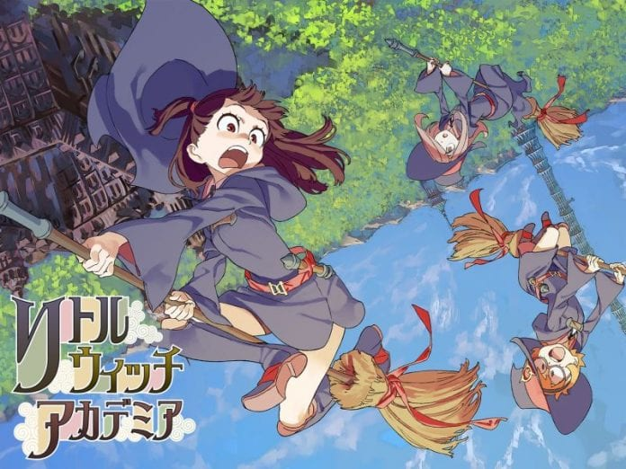little witch academia i -#main