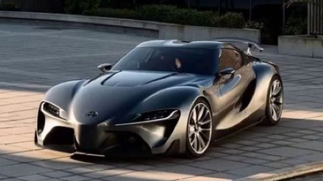2017 Toyota Supra: All you need to know