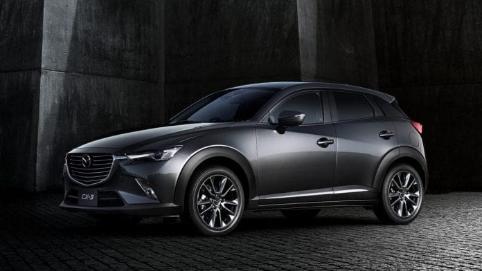 2017 mazda cx 3 gt sport special edition introduced. Black Bedroom Furniture Sets. Home Design Ideas