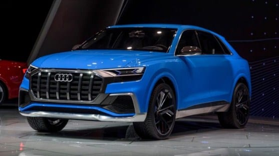 2018 audi q8 review. Black Bedroom Furniture Sets. Home Design Ideas