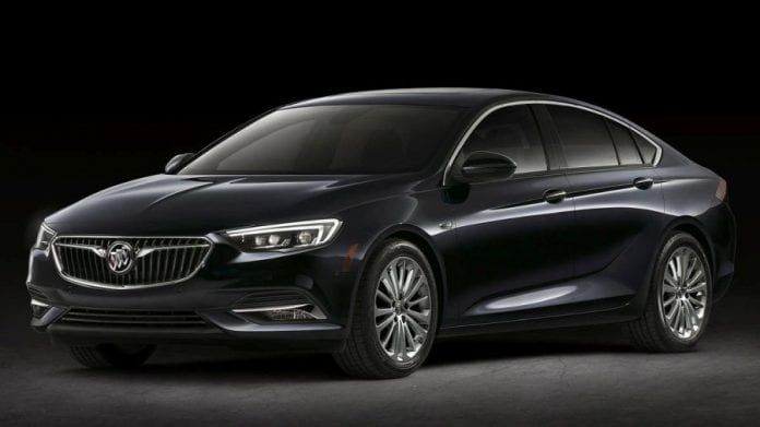 2018 buick regal sportback and tourx join the lineup. Black Bedroom Furniture Sets. Home Design Ideas