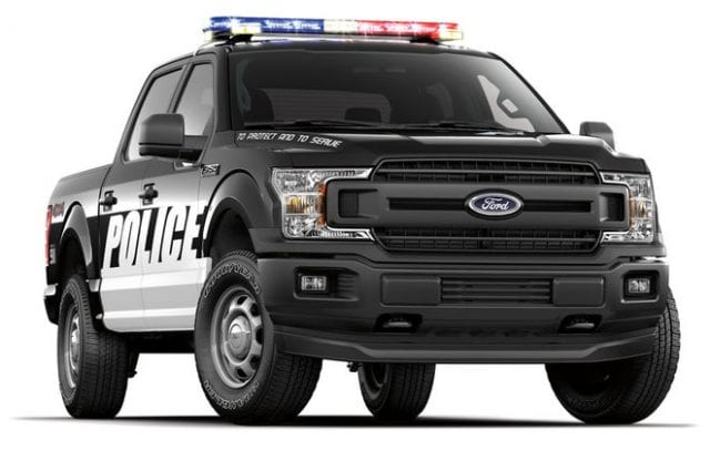Ford revealed its 2018 F-150 Expedition special service ...