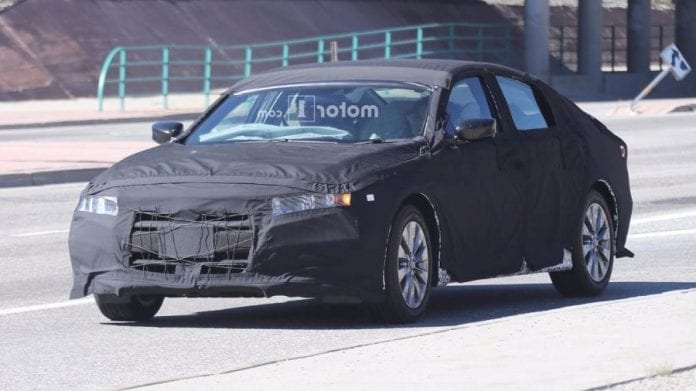 2018 Honda Accord News Updates Rumors and Possibility Release date