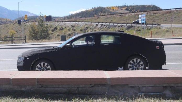 2018 Honda Accord side view reverse