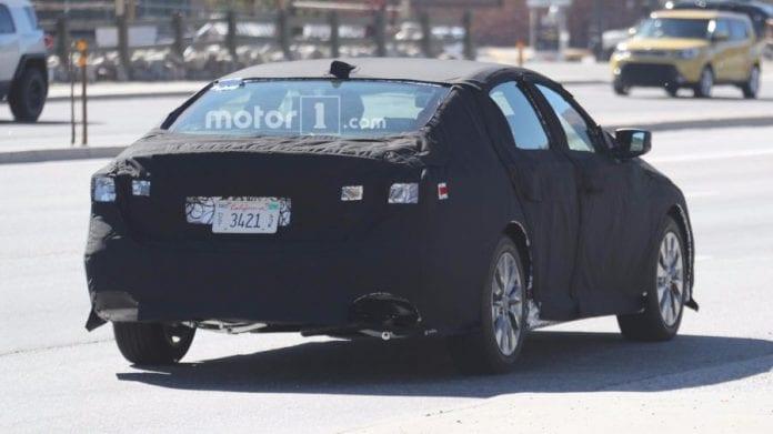2018 Honda Accord taillights