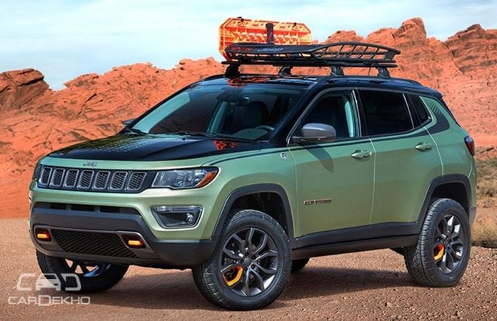 Jeep Trailpass Concept Is Simple But Cool