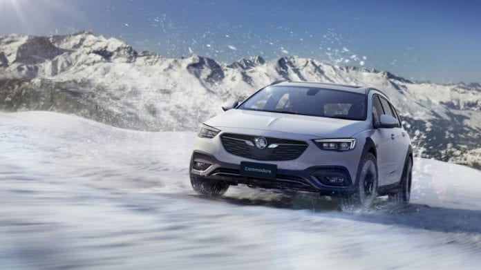 2018 Opel Insignia Country Tourer Is Here