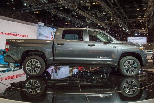 2018 Toyota Tundra - Abundance Of Choice