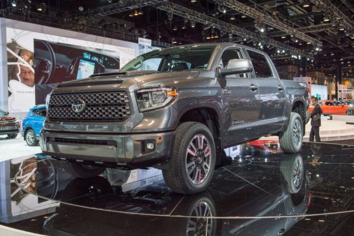 2018 Toyota Tundra Abundance Of Choice