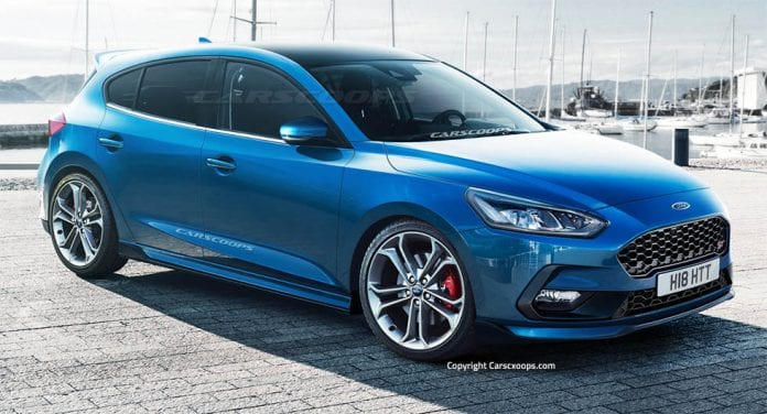 Ford Focus Trend Reviews >> 2019 Ford Focus ST: Back to the future!