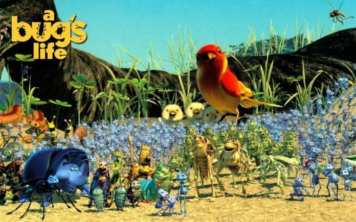 A Bug S Life 2 Release Date