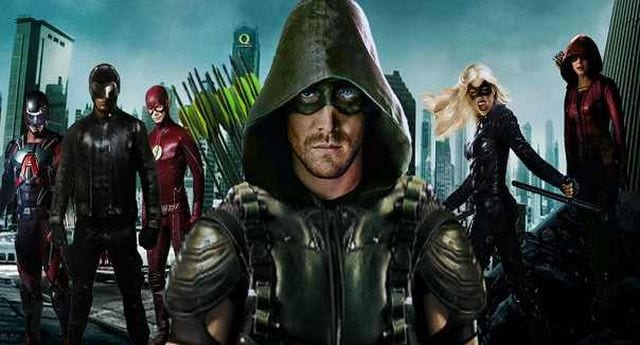 arrow staffel 6 start