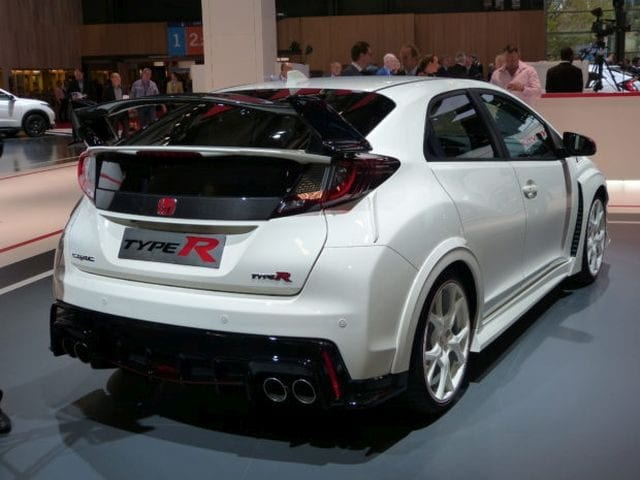 honda civic type r base model may hit the us market in may. Black Bedroom Furniture Sets. Home Design Ideas
