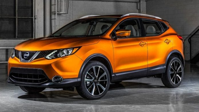 2017 nissan rogue sport pricing details released. Black Bedroom Furniture Sets. Home Design Ideas