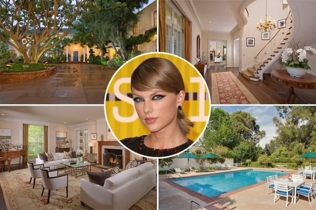 10 expensive mansions owned by celebrities. Black Bedroom Furniture Sets. Home Design Ideas