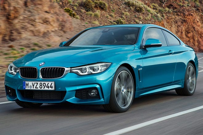 2018 Bmw 4 Series Price And Design