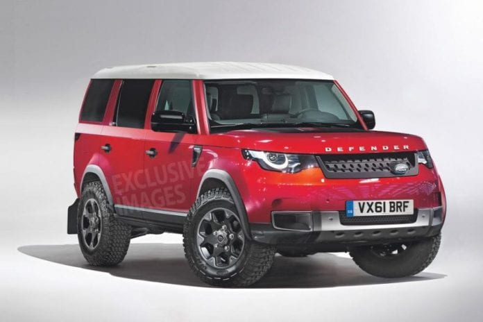 2018 Land Rover Lr5 - New Car Release Date and Review 2018 ...