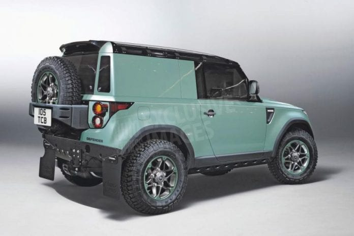 2018 Land Rover Defender Release Date And Price