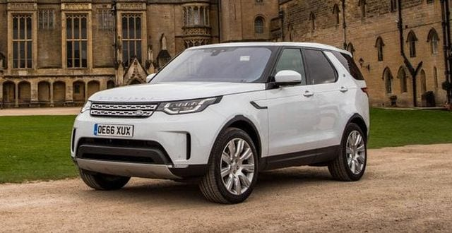 2018 land rover discovery release date price interior engine. Black Bedroom Furniture Sets. Home Design Ideas