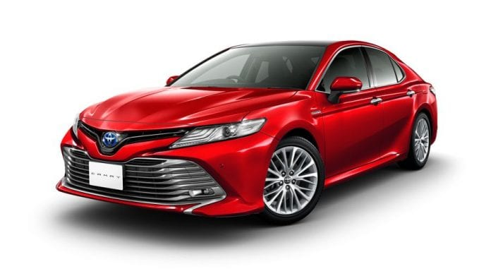 2018 Toyota Camry Update: Revealed in two variations!