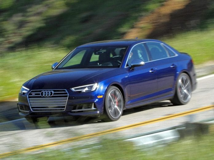 2018 audi s4 is more than a performance car. Black Bedroom Furniture Sets. Home Design Ideas