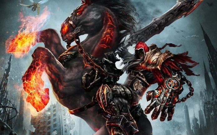 Darksiders 3 Updates On The Release Date And First Trailer