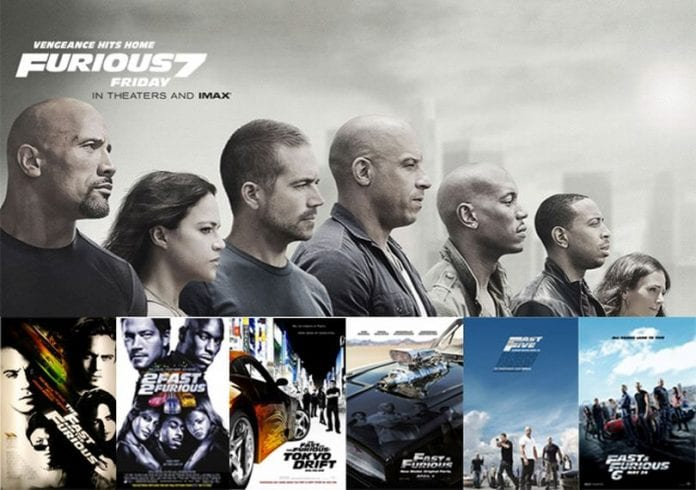 Fast and Furious Movie Franchise – What's Left