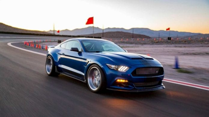 Shelby Produced New Ford Mustang Concept