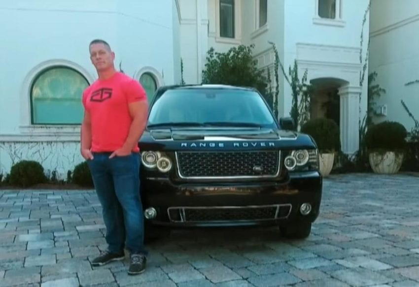 John Cena Owns A 130000 Range Rover 850x583