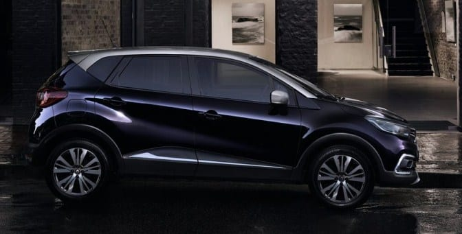 2018 renault captur release date colors price engine interior. Black Bedroom Furniture Sets. Home Design Ideas