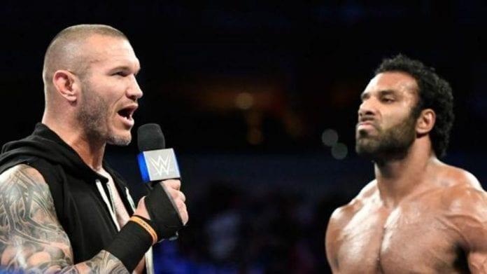 Orton vs. Mahal 1