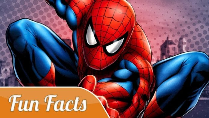 Spider Man – 12 Interesting Facts