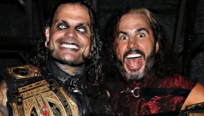 Broken Matt Hardy vs. Bray Wyatt