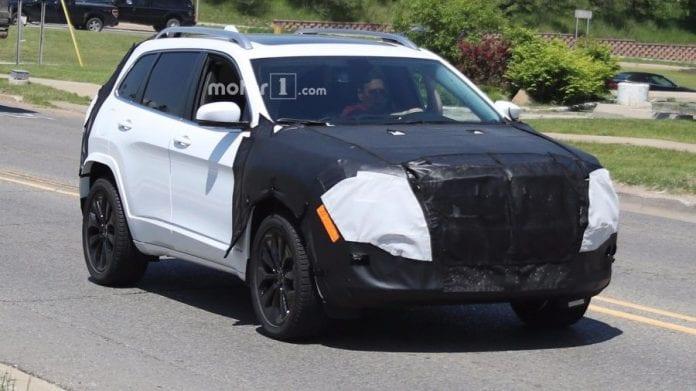 2018 Jeep Cherokee 4