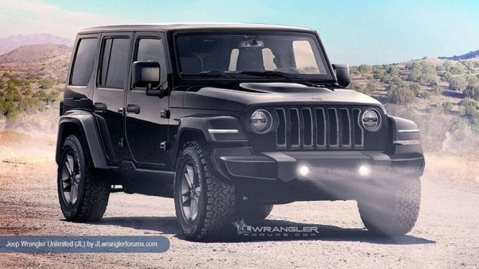 2018 jeep wrangler controversial top pricing and other. Black Bedroom Furniture Sets. Home Design Ideas