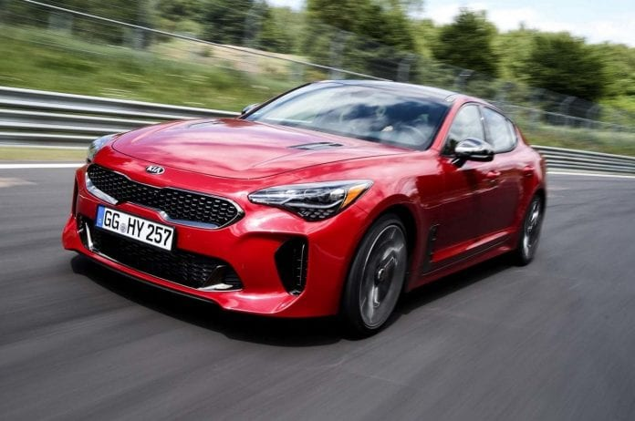 Kia Stinger For Sale South Africa >> 2018 Kia Stinger GT - What To Expect, Arrival and Pricing