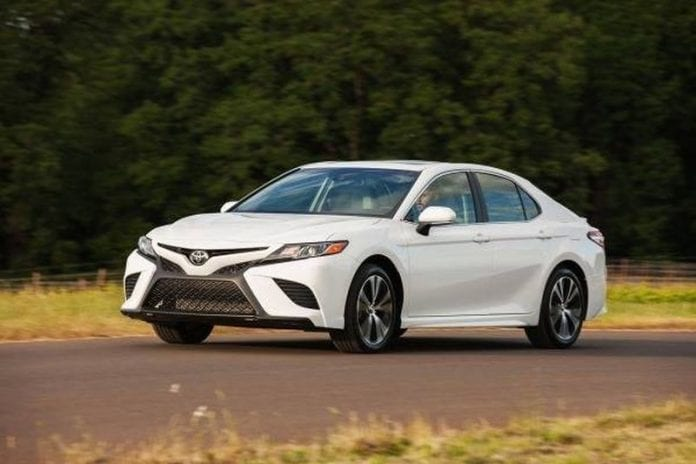 2018 Toyota Camry - Improved Vehicle