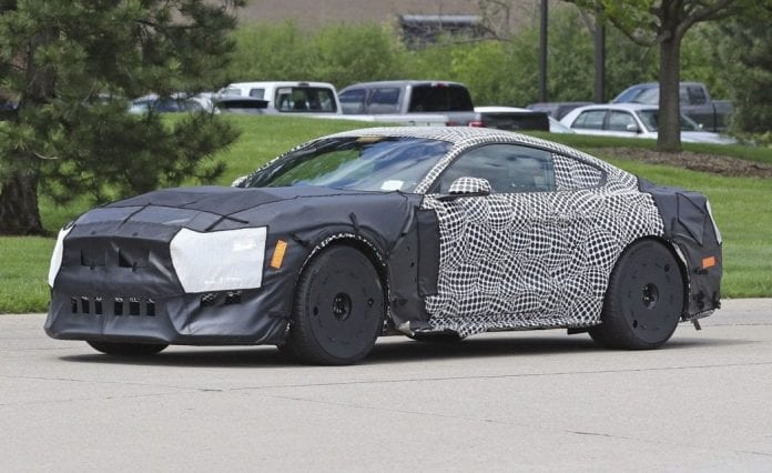2019 Ford Shelby GT500 Mustang Price, Interior, Engine