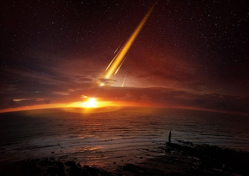 asteroid heading towards earth in 2017 - photo #43