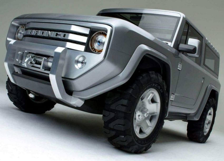 Dwayne Johnson's Next Movie Will Use The New Ford Bronco