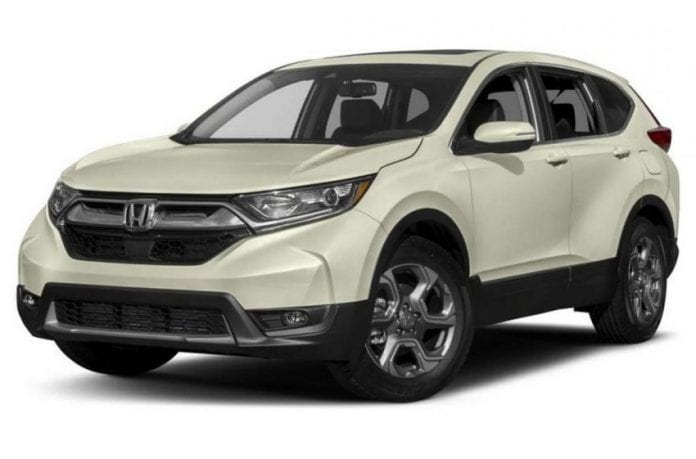 Honda CR-V 2018 India Launch and Engines
