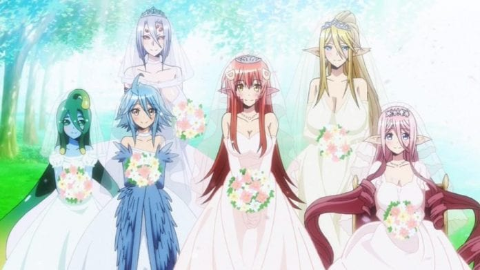monster musume season 2 release