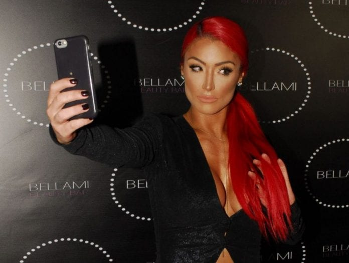 Natalie Eva Marie Goes From WWE To Hollywood Thanks to Dwayne Johnson – Interview