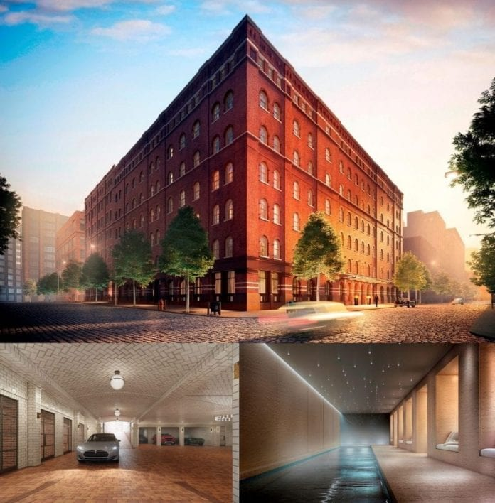 Take a look at what this New York luxury building offers