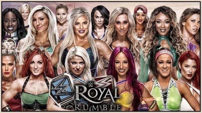Women Having Their Own Royal Rumble?