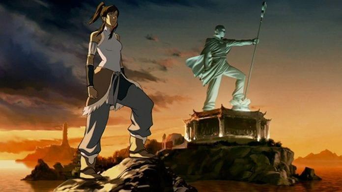 Avatar Korra Book 4 Full